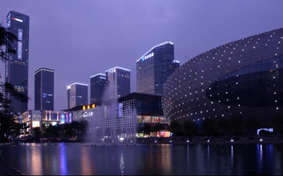 深圳市南山区海岸城图片